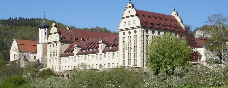Albtraum im Kloster Beuron (via swp.de)