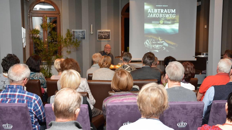 Lesung im Schloßturm Auerbach am 25.11.2017