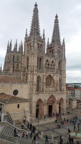 21. Burgos Kathedrale
