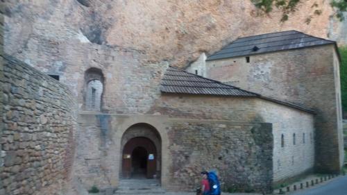 5. Das alte Kloster