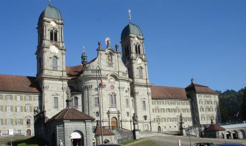Kloster Einsiedeln II